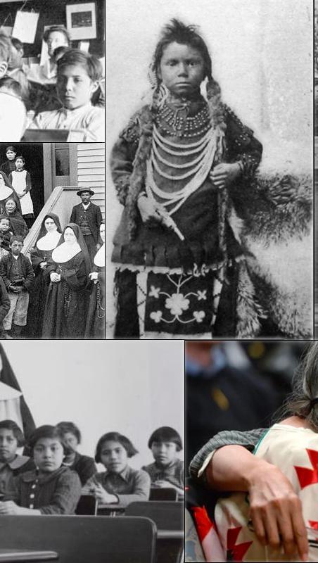 Residential Schools & Indigenous Education