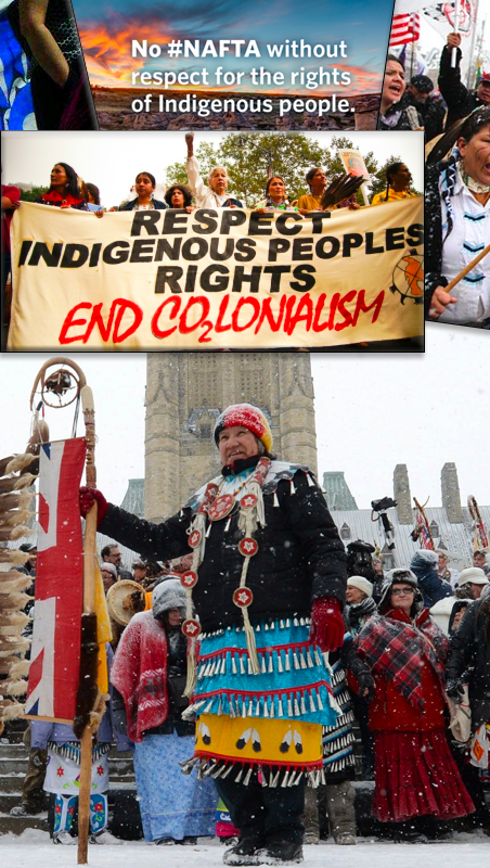 Indigenous Rights & Trade Agreements